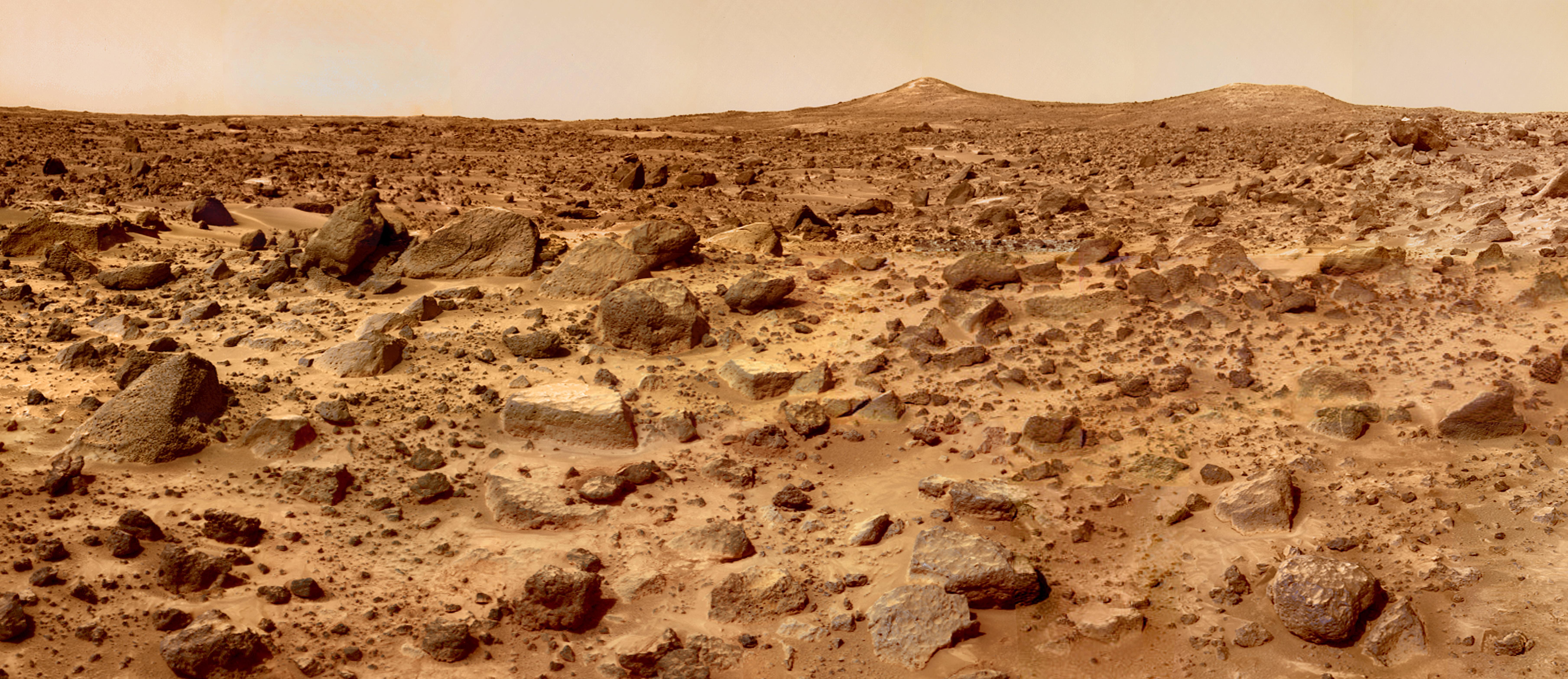 Mars missie