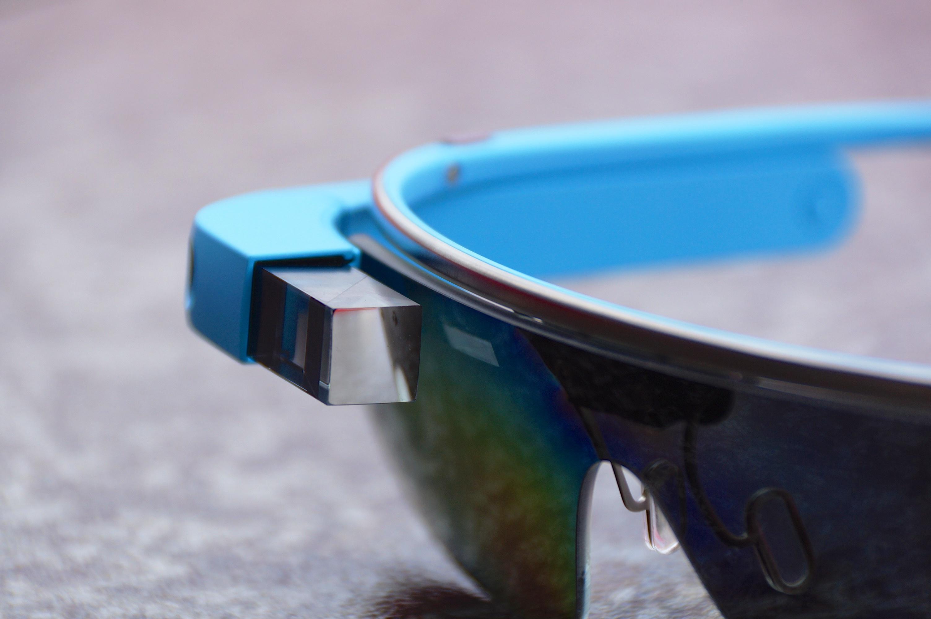 Google Glass, foto: Ted Eytan